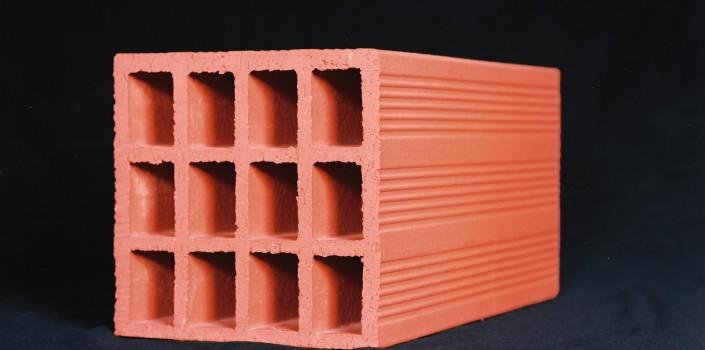 Hollow Bricks for Walls 20X20X40 Cm.